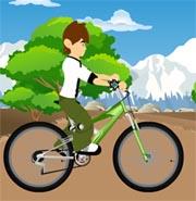 juego de bicicleta ben 10