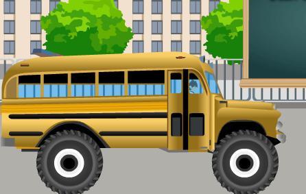 juegos de autobus escolar