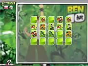 jeux de memoria de ben10