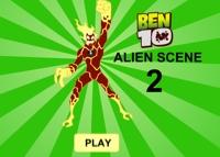 Otro juego crear escena de ben 10