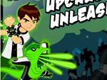Juego de Ben 10 Upchuck Unleashed