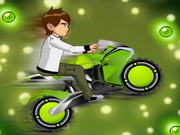 ben10 xtreme bike