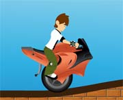 juego de scooter de ben 10
