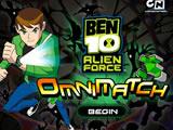 juegos de ben 10 OmniMatch