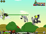 Ben 10 Sky Battle